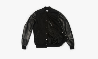 Clothsurgeon x Wellgosh Varsity Jacket