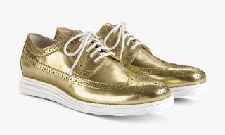Cole Haan LunarGrand Metallic Collection