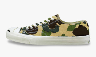 """Converse Jack Purcell """"HS 83Camo"""""""
