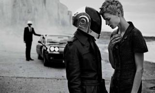 Daft Punk Covers 'M Le Monde' December 2013
