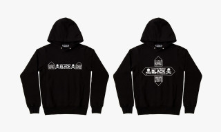 mastermind JAPAN x COMME des GARCONS BLACK x Dover Street Market NY Capsule Collection