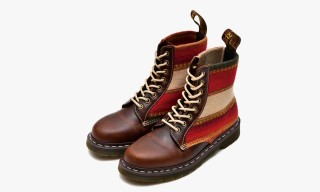 Dr. Martens x Pendleton Fall/Winter 2013 Collection