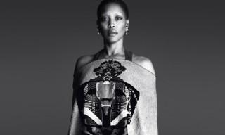 Erykah Badu by Mert Alas and Marcus Piggott for Givenchy Spring/Summer 2014
