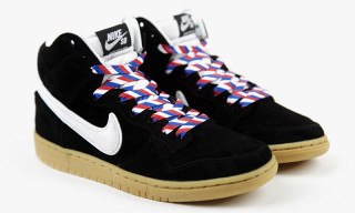 "Fly x Nike SB ""Barber"" Dunk Hi"