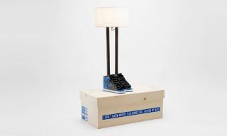 "Grotesk x Case Studyo ""6FT6IN"" Lamp Black/Royal Blue"
