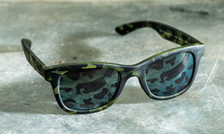 Italia Independent Full Camouflage Sunglasses