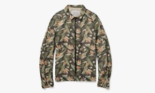 kolor Spring/Summer 2014 Floral Cotton Bomber Jacket