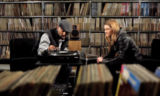 Madlib Visits Radio France's Vinyl Record Library