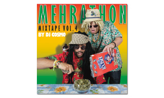 Mehrathon Trading presents 'Mehrathon Mixtape Vol 4' by DJ Cosmo