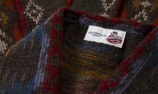 nanamica × Johnson Woolen Mills Capsule Collection