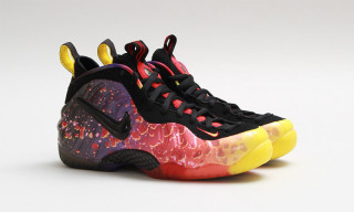 Nike Air Foamposite Pro PRM Fire/Black