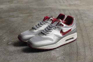 Nike Air Max 1 Hyperfuse Qs Seguimiento De La Noche zEzCgH