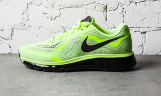 "Nike Air Max 2014 ""Black/Barely Volt"""