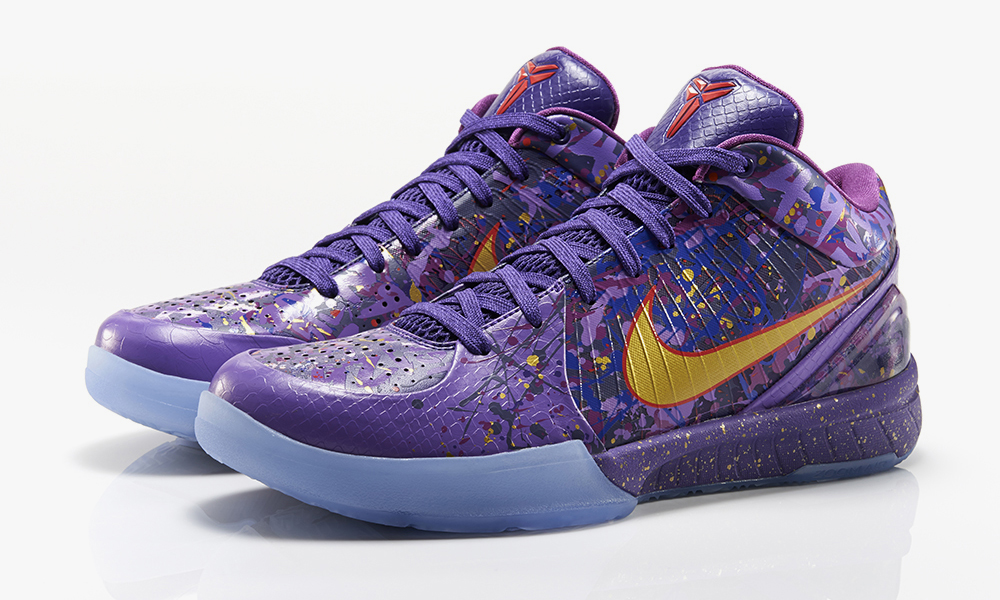 Kobe First Shoe With Nike