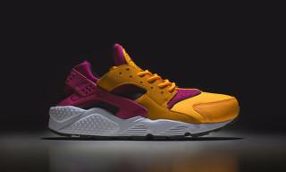 "Nike Air Huarache LE ""Laser Orange"" – size? Exclusive"