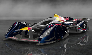 Red Bull X2014 Revealed for 'Gran Turismo 6'