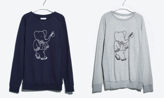Babar the Elephant x Soulland Holiday 2013 Sweatshirts