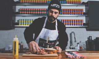 The Hundreds x Katz's Deli Lookbook