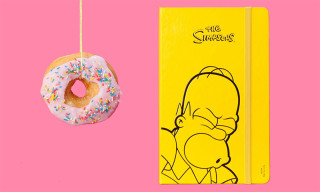 The Simpsons x Moleskine Limited Edition Notebook