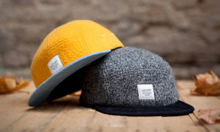 Ucon Acrobatics Fall/Winter 2013 5-Panel Caps