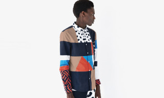 "Ucon Acrobatics Spring/Summer 2014 ""Pattern Prints"" Lookbook"