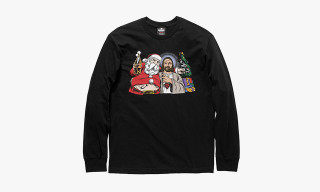 Undefeated x Mister Cartoon Holiday Homie Tee