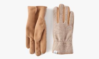 visvim Cashmere Gloves