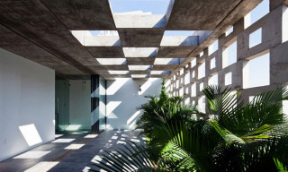 Binh Thanh House by Vo Trong Nghia Architects