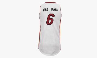 Check Out the NBA's 'Nickname' Jerseys