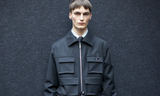 Dior Homme Fall/Winter 2014 Paris Fashion Week Recap