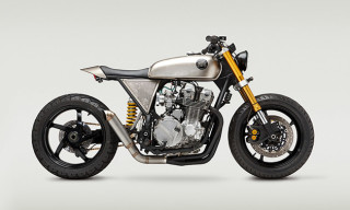 Honda Nighthawk by Classified Moto