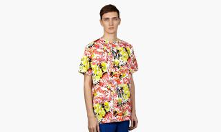 Jil Sander Printed Crewneck T-Shirt