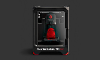 Makerbot Unveils 'Replicator Mini' 3D Home Printer