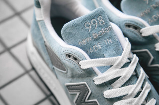 New Balance Made In USA 998 Baby Blue • Highsnobiety