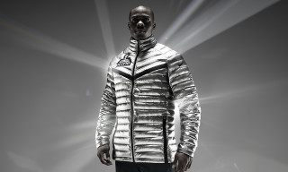 """Nike 2014 """"Silver Speed"""" Super Bowl XLVIII Sidelines Collection"""