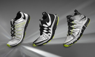 "Nike 2014 ""Silver Speed"" Super Bowl XLVIII Training Collection"