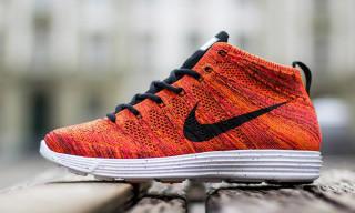 Nike Lunar Flyknit Chukka Spring 2014