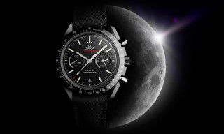 "OMEGA Speedmaster Moonwatch ""Dark Side of the Moon"""