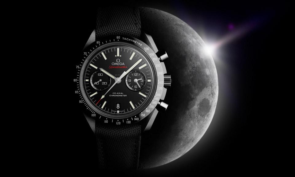 Omega Speedmaster Moonwatch Quot Dark Side Of The Moon