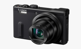 Panasonic Lumix DMC-ZS40 30x Ultra Zoom with Wi-Fi, NFC and GPS