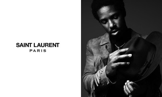 Saint Laurent Paris Music Project starring Curtis Harding