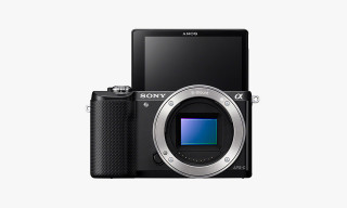 Sony A5000 – World's Smallest Interchangeable Lens Digital Wi-Fi Camera