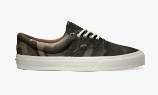 "Vans California Spring 2014 Era ""Ombre Dyed"" Pack"