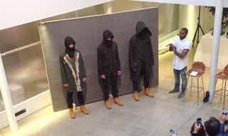 A.P.C. Kanye Part 2 Coming Fall/Winter 2014