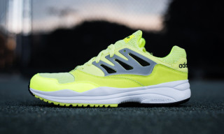 "adidas Torsion Allegra ""Electric Glow"""