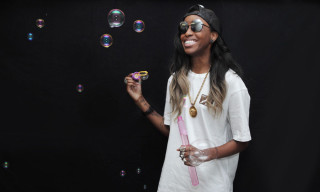 Highsnobiety Q&A | Angel Haze Talks Dirty Gold, Social Media and More