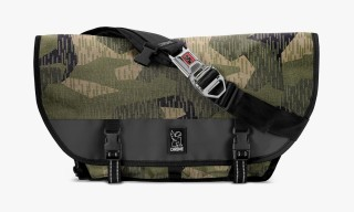 "Chrome Industries Reflective Camo ""2nd Issue"" Bag Collection"