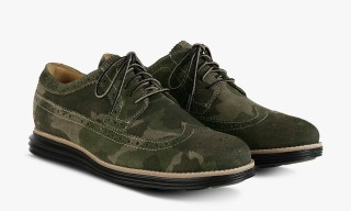 Cole Haan LunarGrand Spring/Summer 2014 Camo Collection