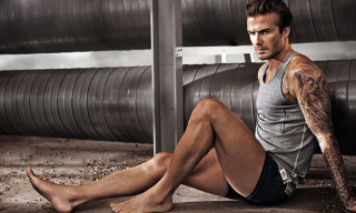 David Beckham for H&M Bodywear Spring 2014 Campaign