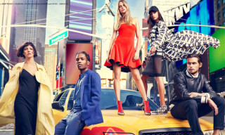 A$AP Rocky Stars in DKNY's Ad Campaign